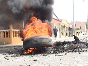 Siete heridos durante huelga en Neyba